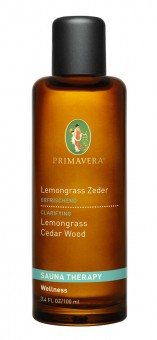 BIo Aroma Sauna Lemongrass Zeder, 100 ml