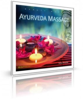 Ayurveda Massage von Julia Anand (CD), GEMA-frei