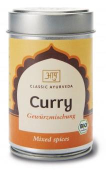 Bio Curry Gewürzmischung, 40 g