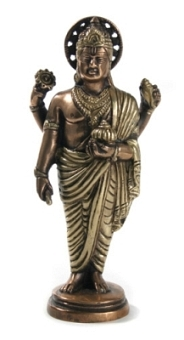 Dhanvantari Statue, ca. 15cm