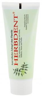Herbdent, Ayurvedisches Zahngel ohne Fluoride, 80 ml