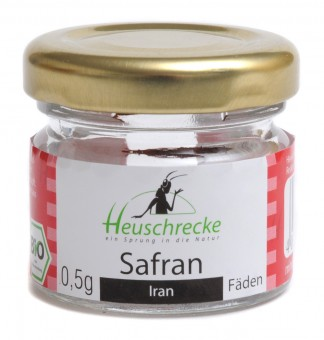 Bio Safran (Fäden), 0,5 g
