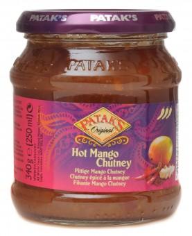 Hot Mango Chutney, 340 g