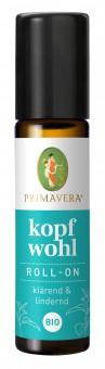 Bio Kopfwohl Roll-On, 10 ml