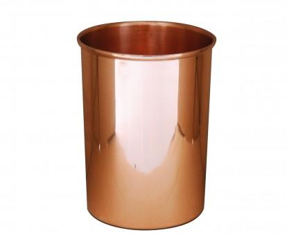 Kupferbecher glänzend, 280 ml