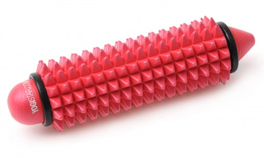 Mini-Massage-Roller red