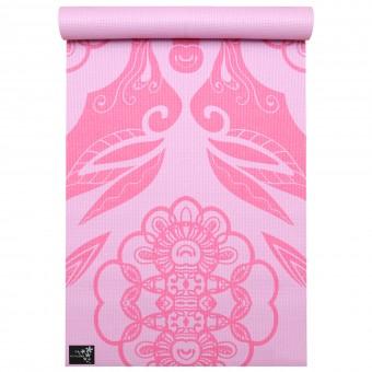 Yogamatte yogimat® basic - art collection ethnic rose