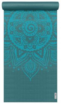 Yogamatte yogimat® basic - art collection - spiral mandala