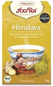 Bio Himalaya Teemischung, 34 g