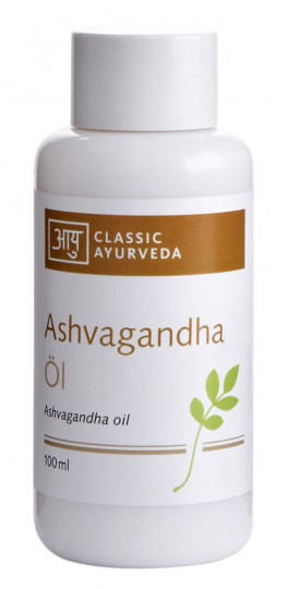 Ashvagandha Massageöl