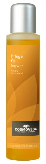 Pflegeöl Ingwer, 100 ml