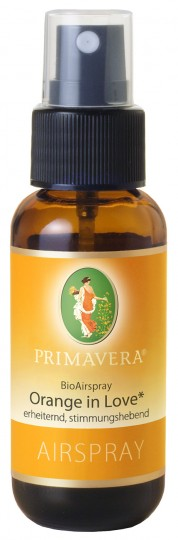 Bio Airspray Orange in love, 30 ml