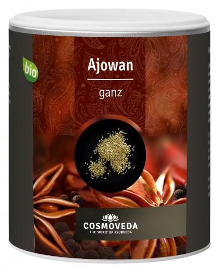 Bio Ajowan / Ajwain (Königskümmel), ganz, 300 g