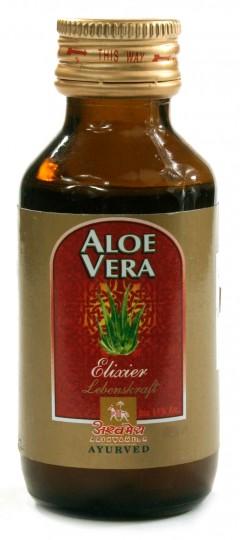 Aloe Vera Elixier (konv. Anbau), 60 ml
