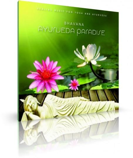 Ayurveda Paradise von Bhavana (CD)