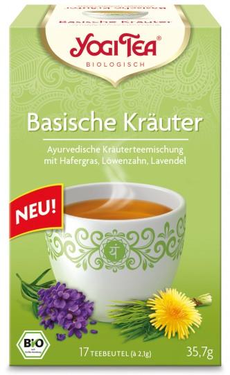 Bio Basische Kräuter Teemischung, 35,7 g