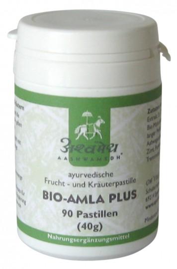 Bio Amla Plus Pastillen, 90 Stück (40 g)