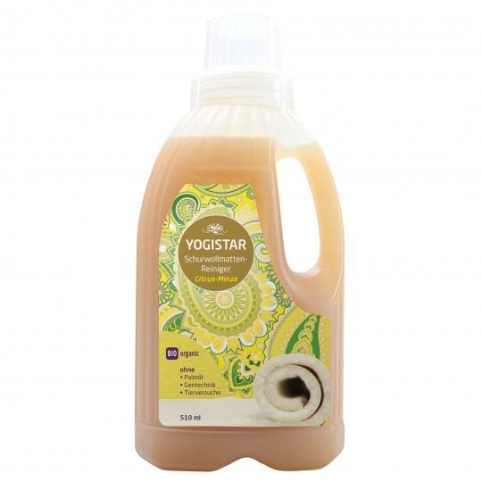 Bio Schurwollmatten-Reiniger - Citrus-Minze - 510 ml