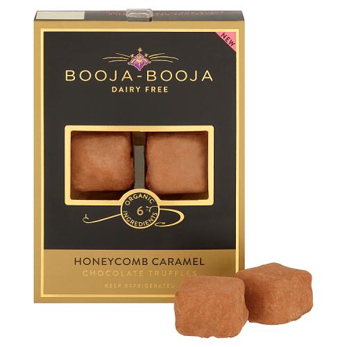 "Bio Schokoladen Trüffel ""Honeycomb-Karamell"", 69 g"