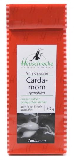 Bio Cardamom gemahlen, 30 g