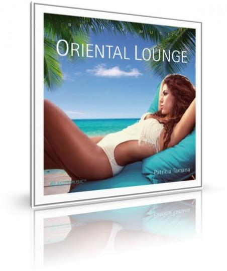 Oriental Lounge von Patricia Tamana (CD), GEMA-frei