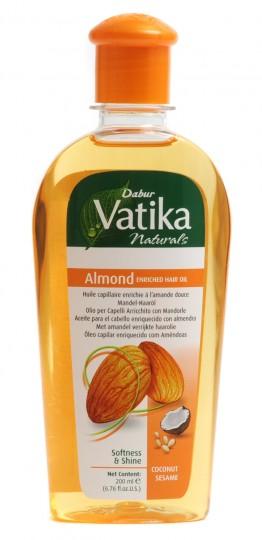Vatika Mandel-Haaröl, 200 ml