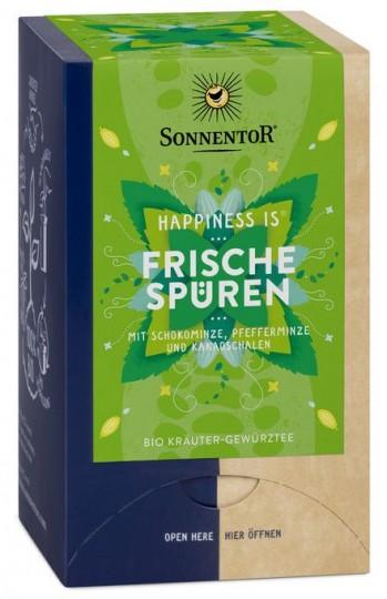 """Bio Teemischung """"Happiness is Frische spüren"""", 30,6 g"""
