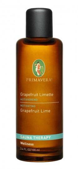 Bio Aroma Sauna Grapefruit Limette, 100 ml
