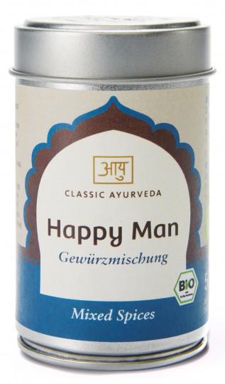 Bio Happy Man Gewürzmischung, 50 g
