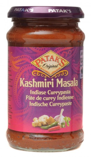 """Indische Currypaste """"Kashmiri Masala"""", 283g"""