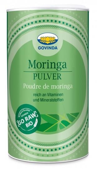 Bio Moringa Pulver, 200 g