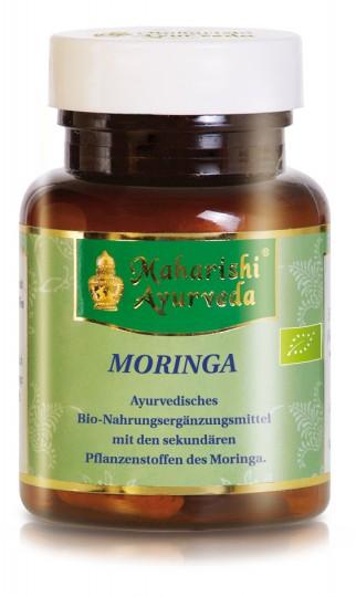 Bio Moringa Tabletten (60 Tabl.), 30 g
