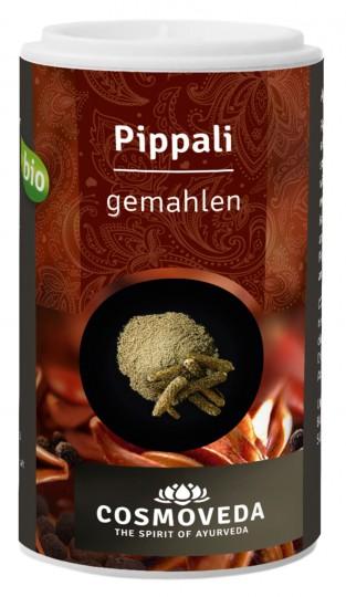 Bio Pippali (langer Pfeffer), gemahlen, 35 g