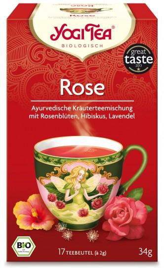 Bio Rose Teemischung, 34 g
