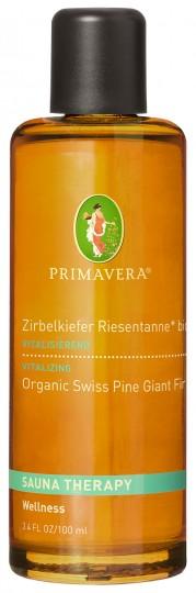 Bio Aroma Sauna Zirbelkiefer Riesentanne, 100 ml