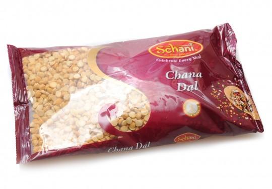 Chana Dal Kichererbsen, 500 g