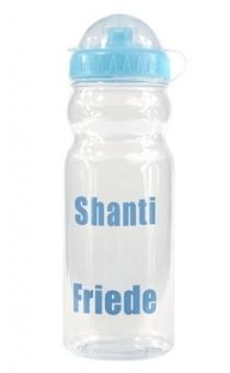 Yogibottle Shanti Friede - Trinkflasche