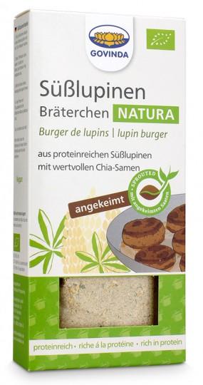 Bio Süßlupinen Bräterchen NATURA, 160 g