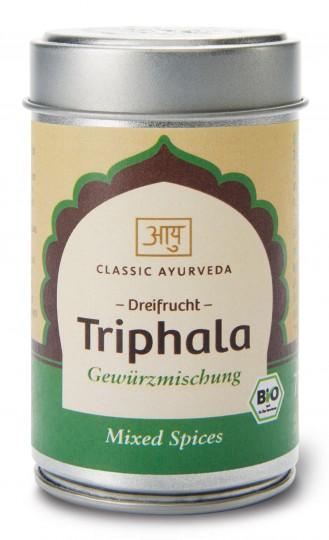 Bio Triphala Churna (Dreifrucht), 70 g