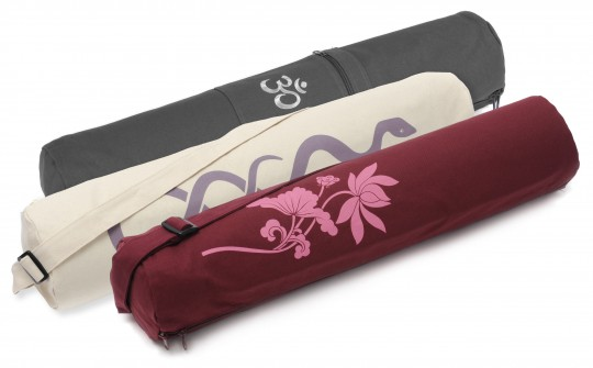 Yogatasche yogibag® basic - zip - cotton - art collection - 65 cm