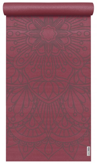 Yogamatte yogimat® basic - art collection - lotus mandala