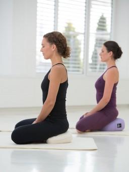 Meditationskissen - Halbmond