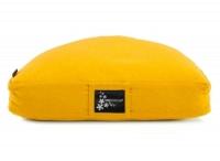 Meditationskissen - Halbmond yellow