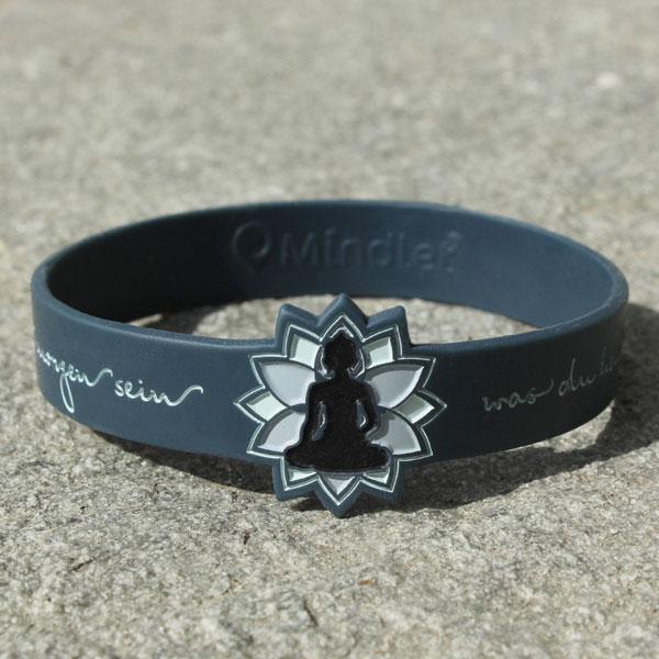 """Mindlet-Armband """"Buddha"""""""