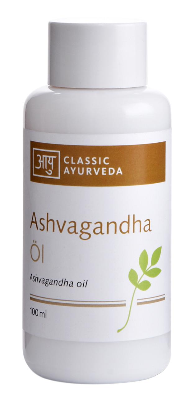 Ashvagandha Massageöl