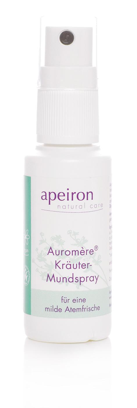 Auromère Kräuter-Mundspray, 30 ml