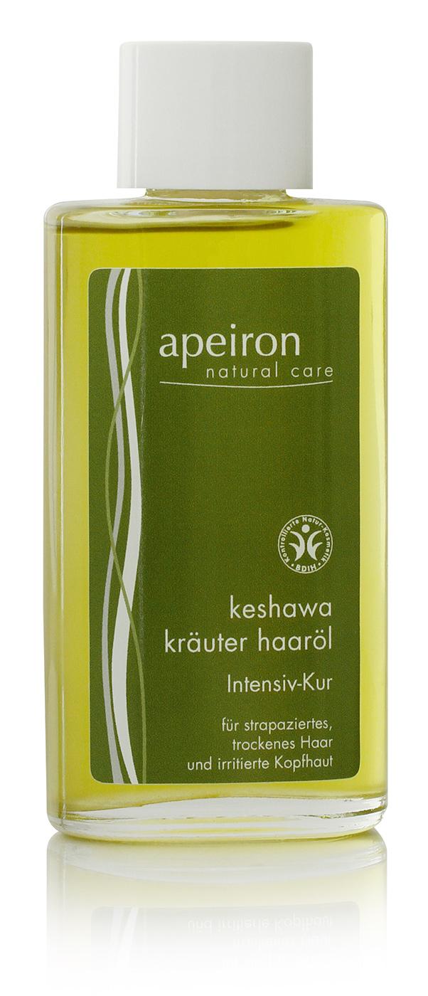 Keshawa Kräuter Haaröl Intensiv-Kur