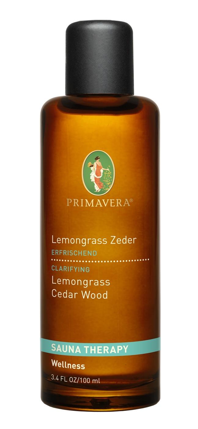 Aroma Sauna Lemongrass Zeder