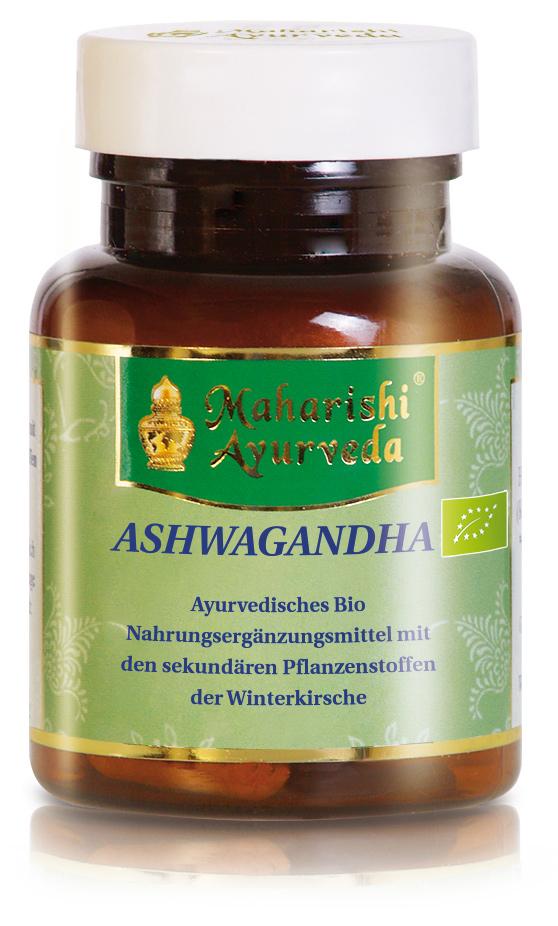 Bio Ashwagandha Tabletten (60 Tabl.), 30 g