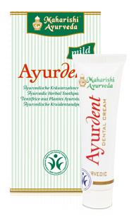 Zahncreme Ayurdent mild, 10 ml